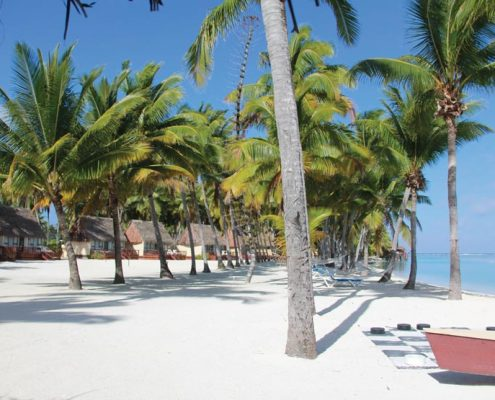 Aitutaki Lagoon Resort, Cook Islands - Premium Beachfront Bungalows