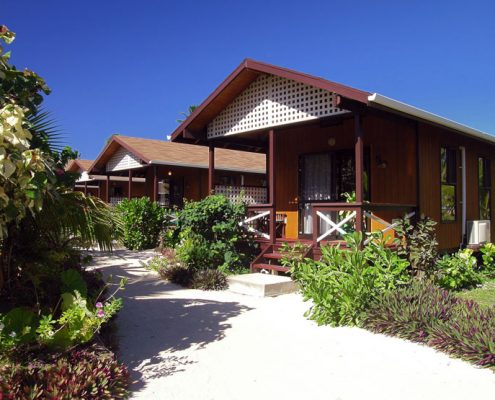 Aitutaki Village, Cook Islands - Accommodation