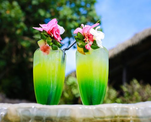 Pacific Resort Aitutaki, Cook Islands - Cocktails