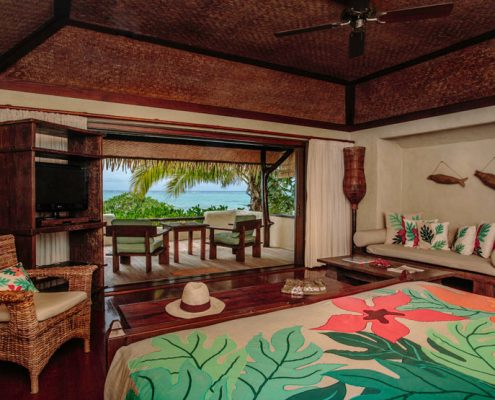 Pacific Resort Aitutaki, Cook Islands - Premium Beachfront Bungalow