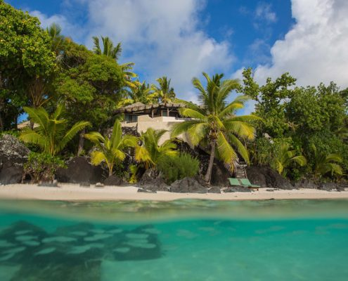 Pacific Resort Aitutaki Nui, Cook Islands - Ultimate Beachfront Villa