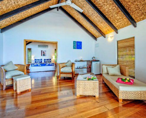 Tamanu Beach, Cook Islands - 1 Bedroom Interior
