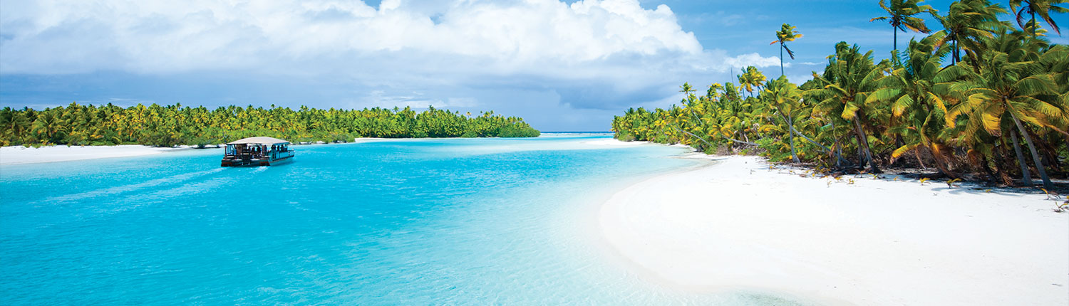 Cook Islands - Beachfront Accommodation