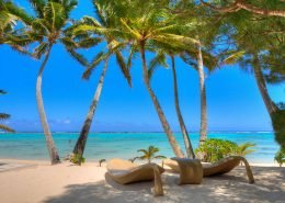 Little Polynesian Resort, Cook Islands - Island Life