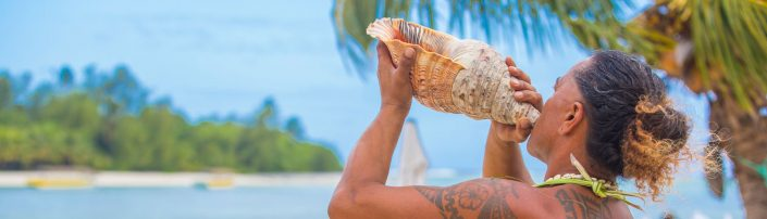 Muri Beach Club Hotel, Cook Islands - Shell